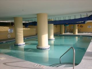 Grand Atlantic condo photo - Indoor Pool and Kiddie Pool