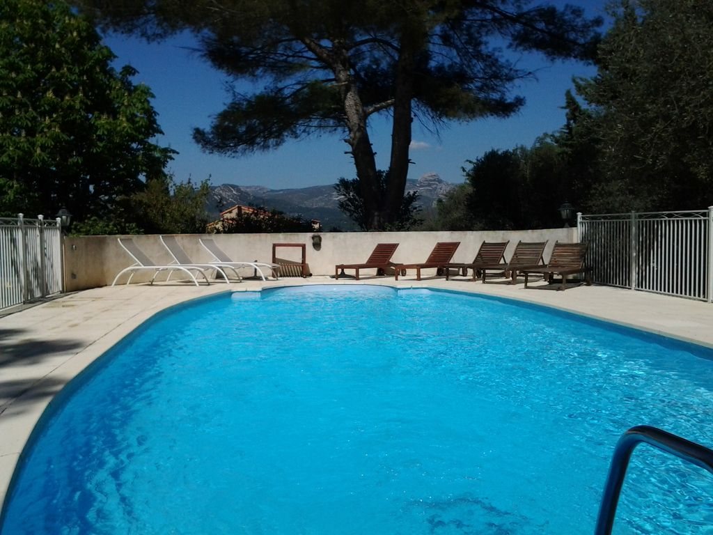 Villa With Panoramic Swimming Pool Homeaway Aubagne