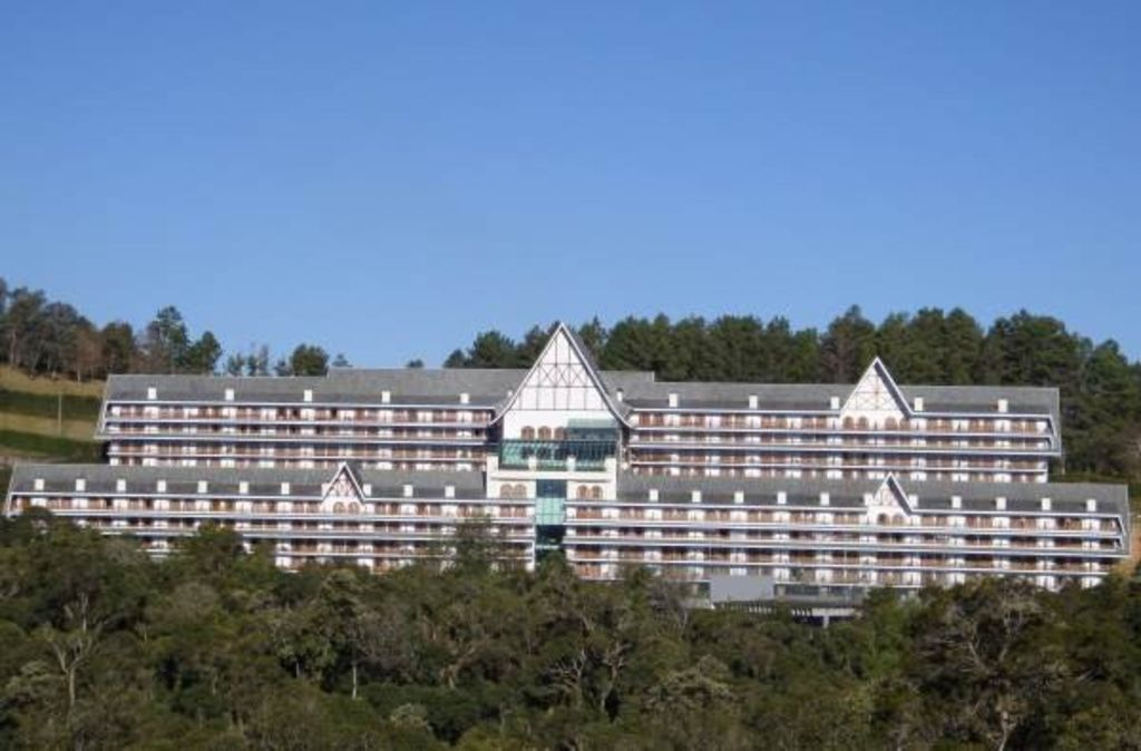 Apartment (flat) luxury in Campos Do Jordao