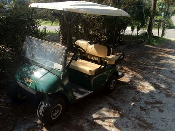 New Golf Cart 9/5/12