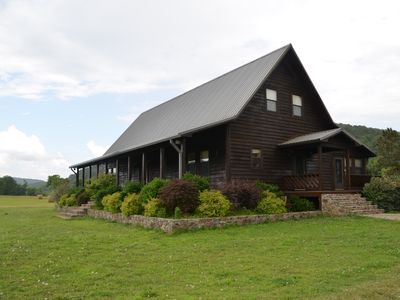 Amazing Home In Guion Arkansas, On The Banks Of The White River.