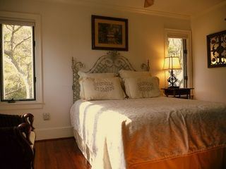 Kiawah Island villa photo - The second floor Queen bedroom at Double Dunes east. All bedrooms have own bath