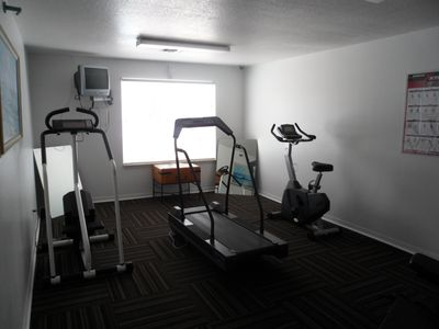 Lindfields condo rental - Fitness Centre