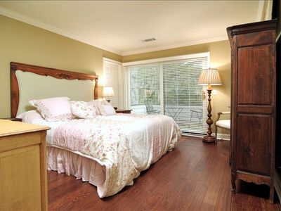 Sea Pines villa rental - Master Bedroom