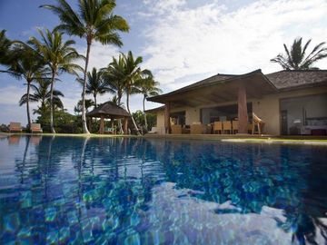 Kaupulehu house rental - Swimming Pool