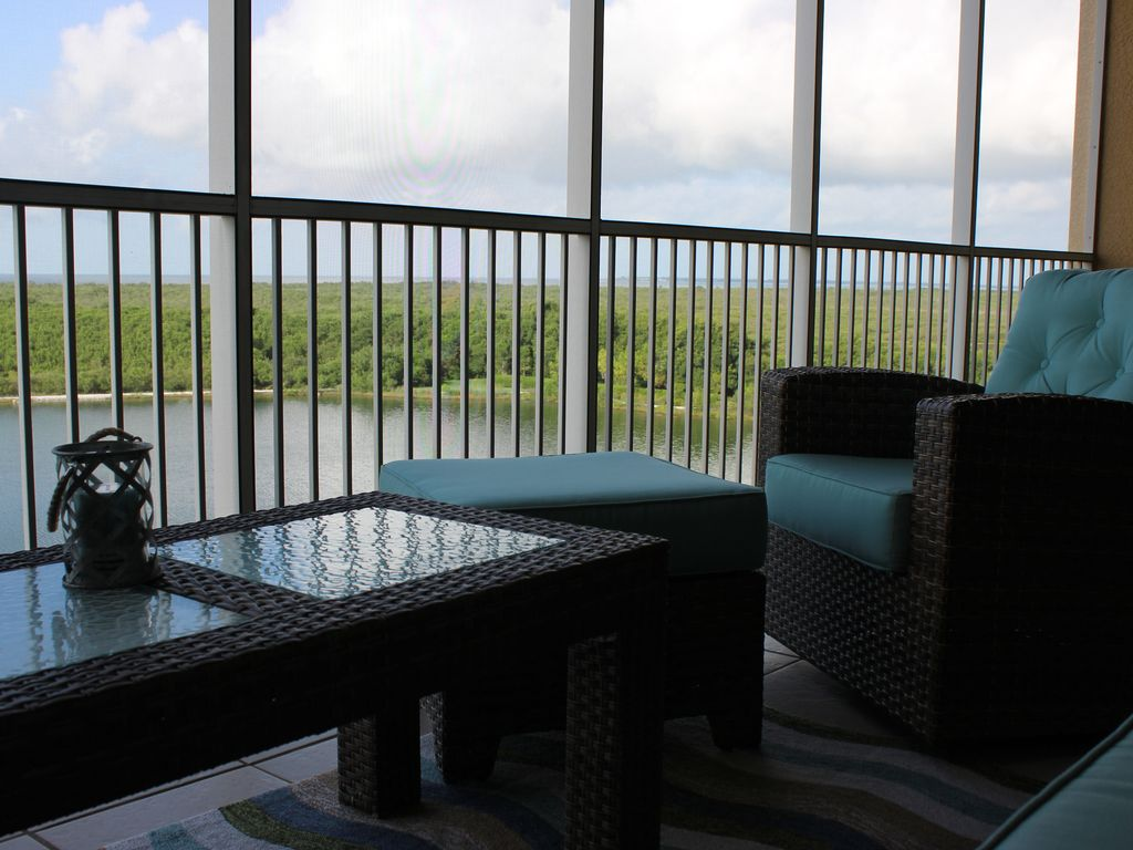 3br 2ba Luxury Ocean View Condo Minutes To Sanibel Island And Fort Myers Beach 3 Br Vacation
