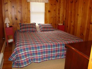 Lake Wallenpaupack house photo - King Master with Tempurpedic Mattress