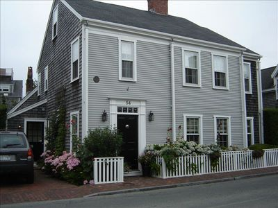 Nantucket Town - Massachusetts House
