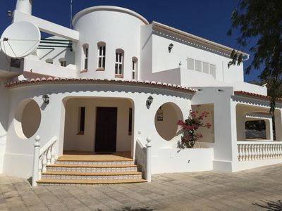 House in Paderne with Internet, Air conditioning, Parking, Washing machine (567067)