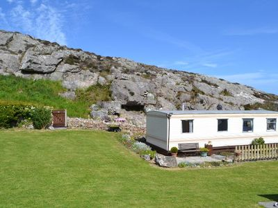 Unique Owned Static Caravan For Hire Snowdonia Mountain Views To Rent