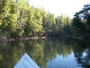 Kayaking the Crystal