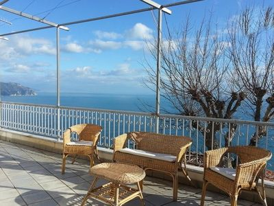 Sweet crazy home-amalfi coast-sea view-wifi