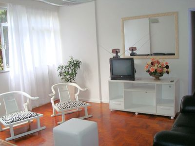 Apartment 3 qts w / suite in Leblon