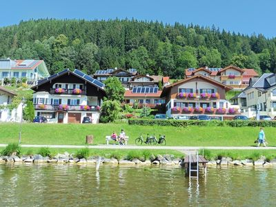 Very nice apartment with stunning panoramic views over the lake and the Alps