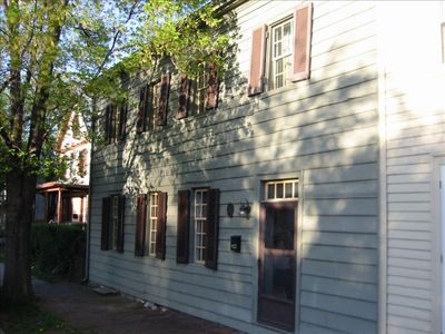 Historic Home in Old Town - charming and modernized