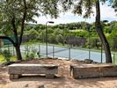 Tennis Courts - Practice your serve at the on-site tennis courts.