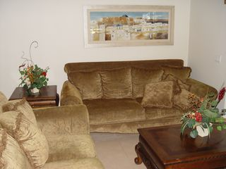 Sun Lake condo photo - Living area