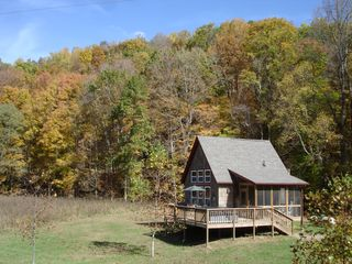 Cowen cabin photo - Early Fall