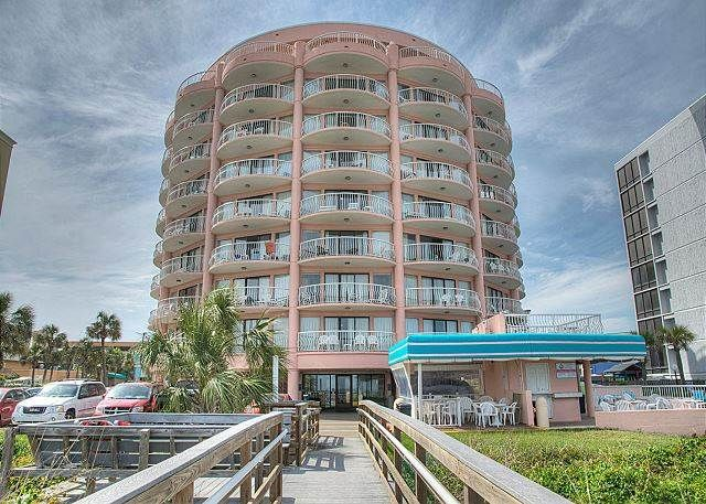 st clements 308 an oceanfront condo that vrbo. Black Bedroom Furniture Sets. Home Design Ideas