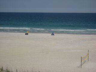 Wrightsville Beach condo photo - Morning View From Balcony