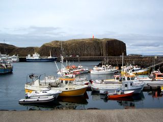 Northwest Iceland apartment photo - Stykkisholmur harbour
