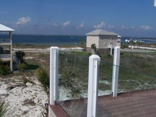 Pensacola Beach house photo - Views of Sound (and fireworks in summer)