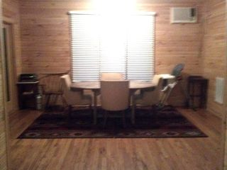 Woodstock cabin photo - Dining room