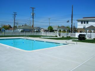 Wildwood Crest condo photo - Pool