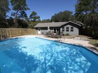 Harmony Grove,Renovated in Old Seagrove near Seaside,Pool,Fall and Winter Special!