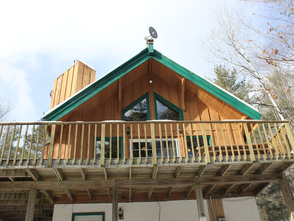 Wilmington vacation rental vrbo 560178 3 br whiteface for Wilmington ny cabin rentals