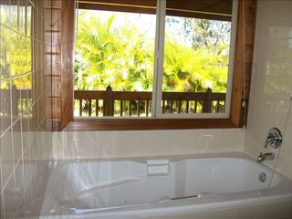 Pahoa house photo - Bath Room with Jet Tab.