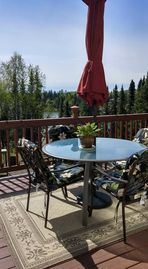 Willow apartment rental - Sunny morning