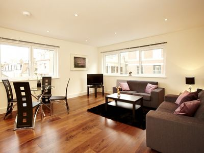 Pimlico apartment rental - Great Ambience
