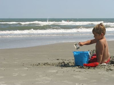 Kiawah Island is 10 miles of pristine beach