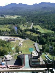 Lake Placid townhome photo - Ski Jumps 1 mile away!