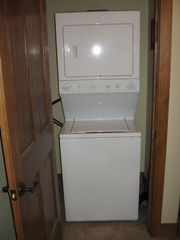 Copper Mountain condo photo - Washer and Dryer