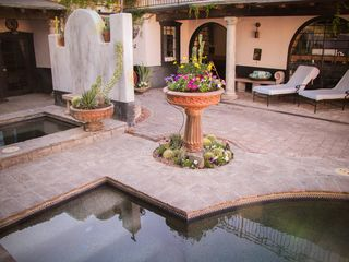 Tucson estate photo - Pool and Jacuzzi