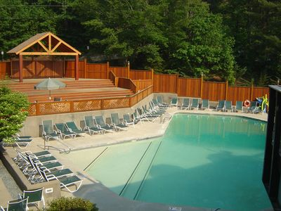 Campton house rental - Outdoor pool