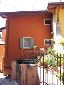 Apartment in old town district of Malcesine Cassone at the foot of Mount Baldo