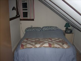 Carlisle cabin photo - Queen Bed in Loft