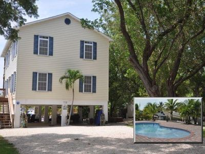 """Los Cayos"" home away from home! - Kid friendly beach house with pool."