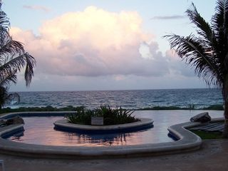 Akumal condo photo - Sunsets at MCDM are gorgeous !