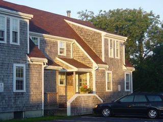 Provincetown condo photo - Willows Unit F2 - parking at your door - on right