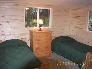 Bedroom 2 - Westcliffe cabin vacation rental photo
