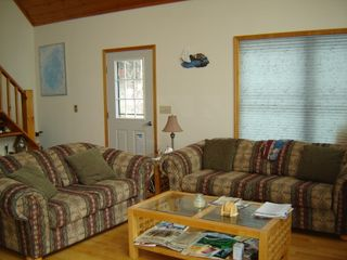 Schroon Lake house photo - Living Room