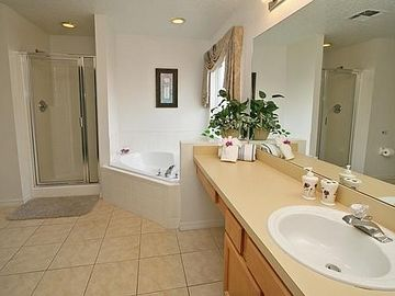 Part View of Master ensuite bathroom