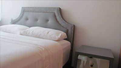 Queen Bed - Guest Bedroom 1