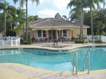 Lake Marion Resort condo rental - The Main Communal Pool & Clubhouse