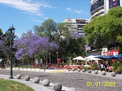 THE HISTORIC RECOLETA PARK