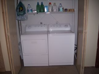 Lake Ariel house photo - Lower Level Washer & Dryer